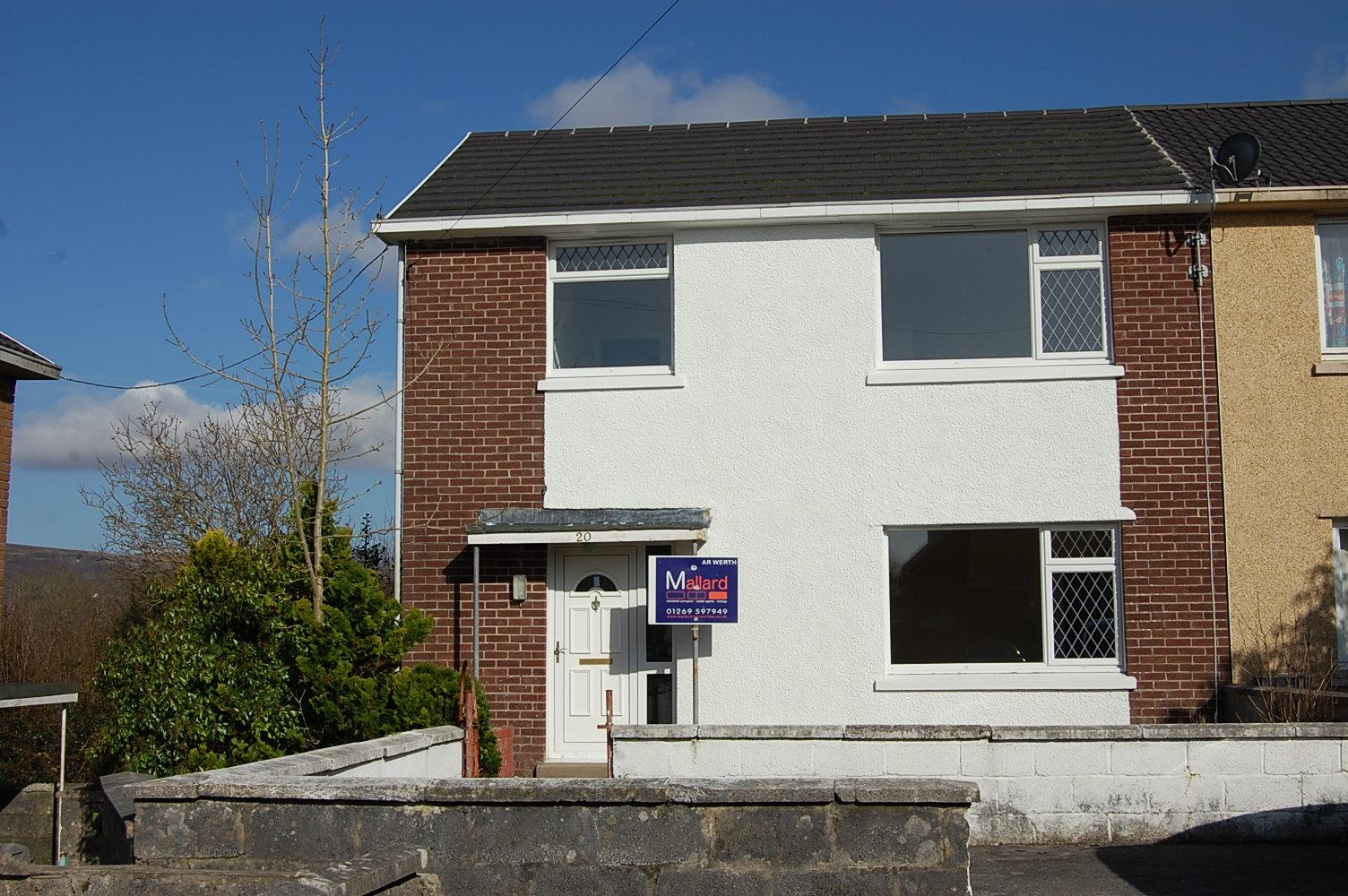 20 Jones Terrace, Glanamman, Ammanford, Carmarthenshire